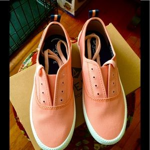 Sperry Crest Knot Canvas Shoes